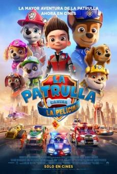 Poster LA PATRULLA CANINA- LA PELÍCULA