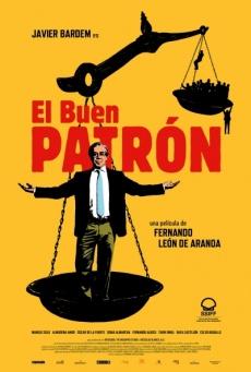 Poster EL BUEN PATRÓN